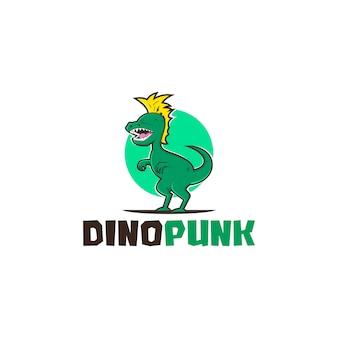 Dinopunk logo
