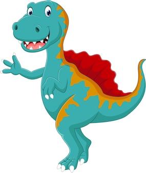 Dinosaur spinosaurus