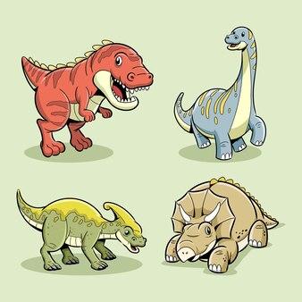 恐竜キャラクターコレクション