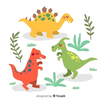 공룡 컬렉션