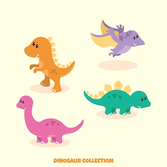 Dinosaurus collection