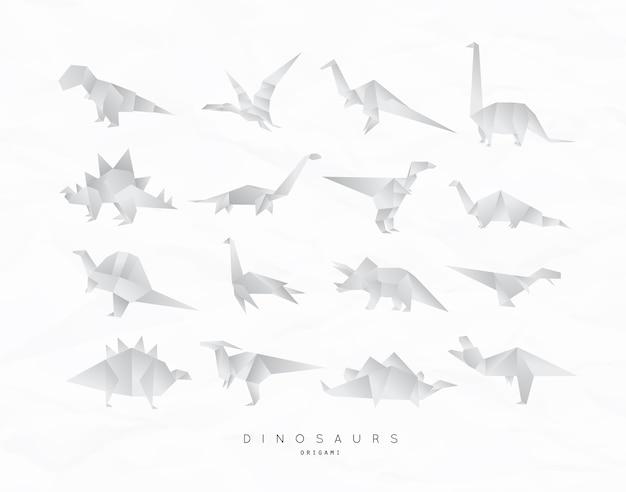 Djeco Origami Dinosaurs – My Sweet Muffin | 491x626