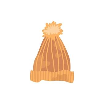 더러운 옷. 그리스로 얼룩진 캡. 의류에 세탁 진흙 얼룩. 불결 캡. 엉망의 상징입니다. 얼룩이 있는 의류