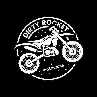 Dirty rocket motocross