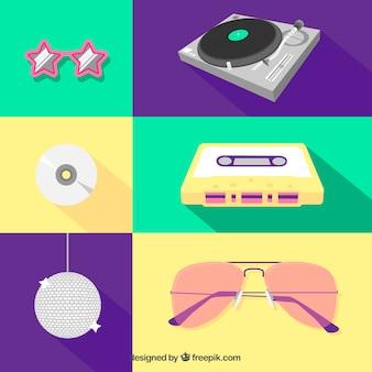 Disco elements