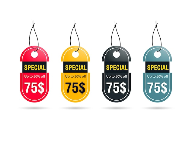 Discount hanger collection