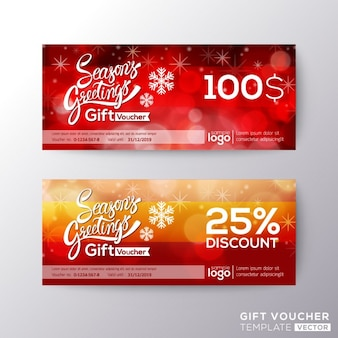 Discount vouchers for christmas