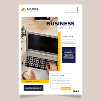 Discover your business template