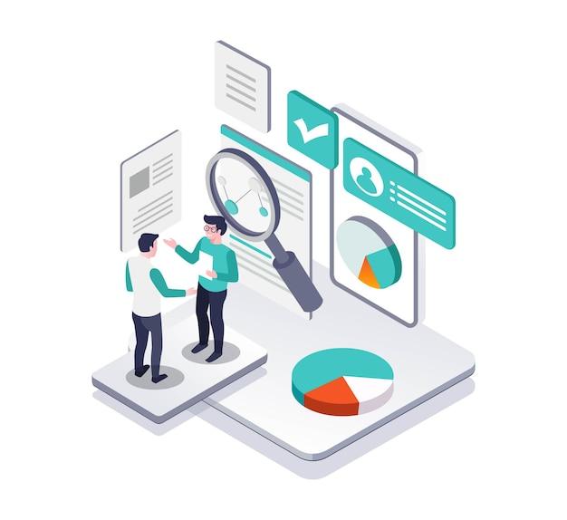 分析と検索結果についての議論