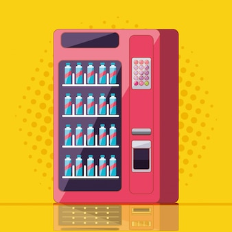Диспенсер напитка автомат электронный