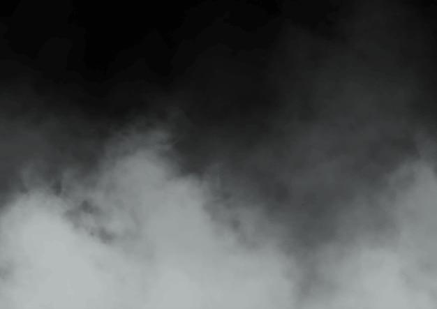 Visualizza lo sfondo con un'atmosfera fumosa