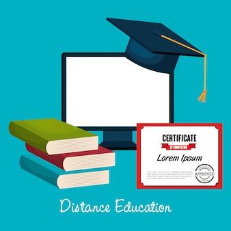 Distance education design