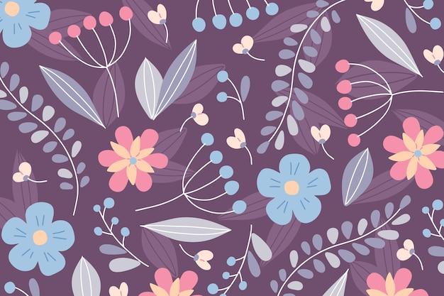 Ditsy цветочный фон