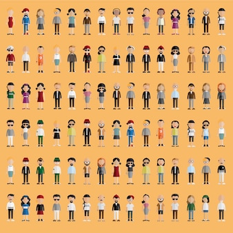 Diversity Community People