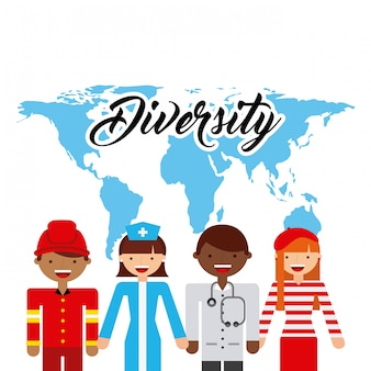 Diversity of world cultures