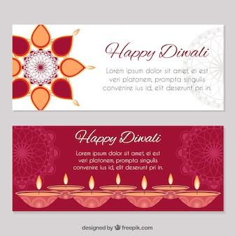 Diwali banner pack
