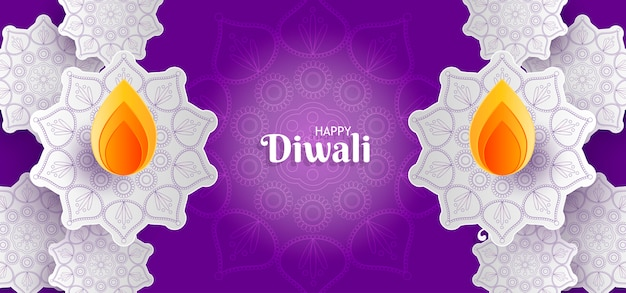 Diwali paper background