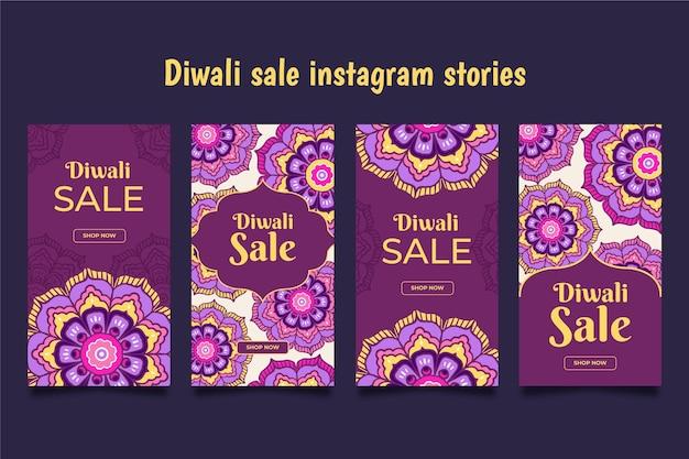 ディワリセールinstagram stories collection