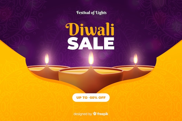 Diwali sale with discount