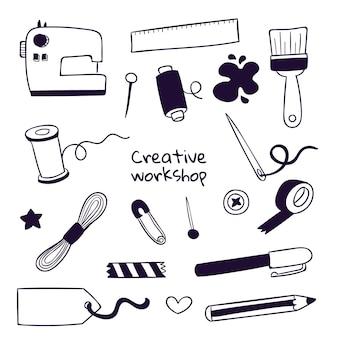 Diy творческая мастерская