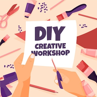 Workshop creativo fai da te