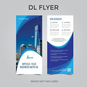 Dl flyer или накопительный пакет