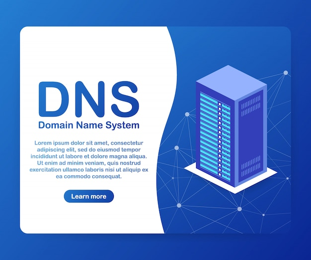 Dns domain name system server.