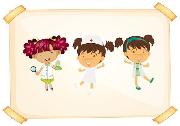 Врач и медсестра