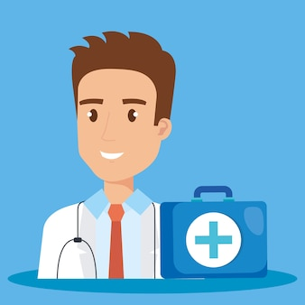 Doctor character medical healthcare
