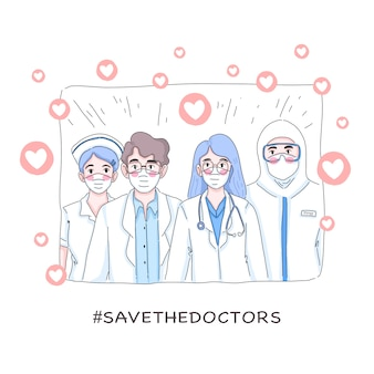 Doctor teamwork