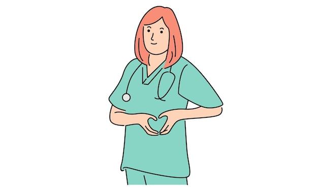 Доктор женщина персонаж