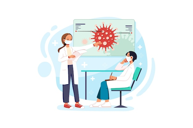 Врачи исследуют вакцины против коронавируса