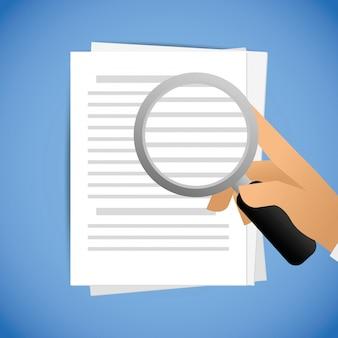 Document design