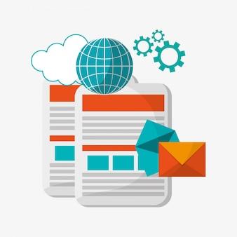 전 세계 이메일 클라우드 장비