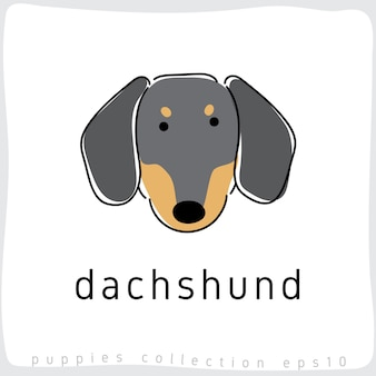 Dog breed collection