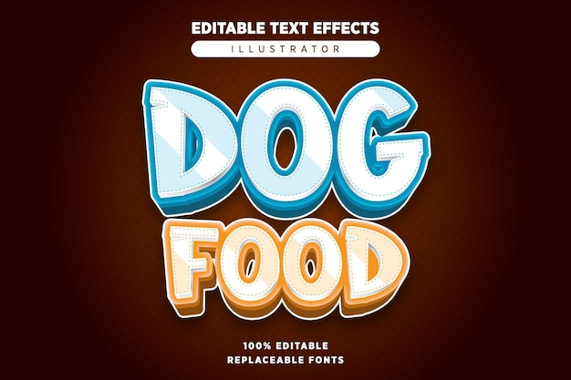 Dog dood style text effect