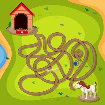 犬の家庭のゲームを見つける方法