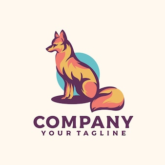 Собака логотип