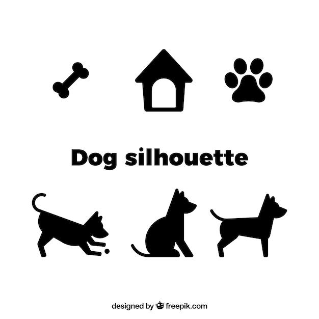 dog vectors photos and psd files free download rh freepik com vector dog bone vector dog bowl