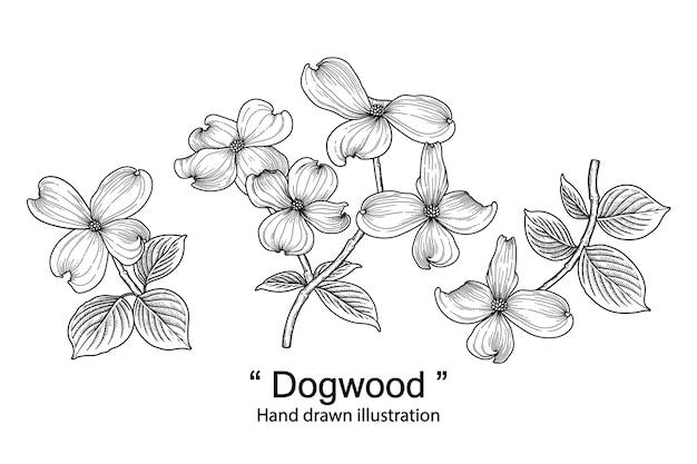 층층 꽃 장식 세트 흰색 절연