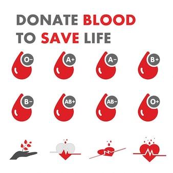 Donare il sangue per salvare la vita