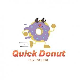 도넛 로고