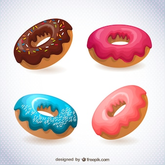Donuts drawing free