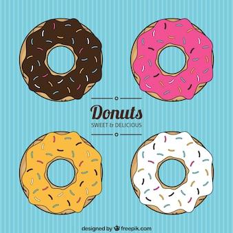 Коллекция donuts