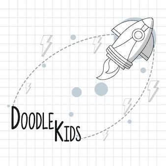Doodle kids cartoons
