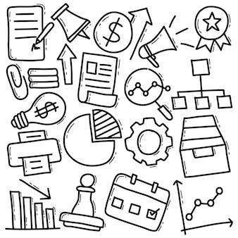 Маркетинговый пакет doodle