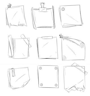 Doodle memo