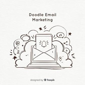Doodleのメールマーケティング