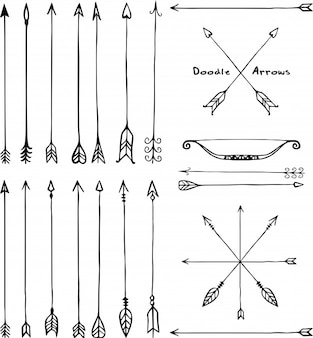 Doodleの矢印
