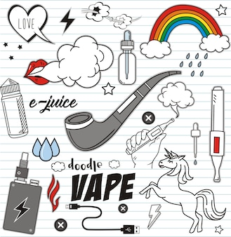 Doodles vape and elements
